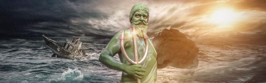 Neptuns versunkene Welten