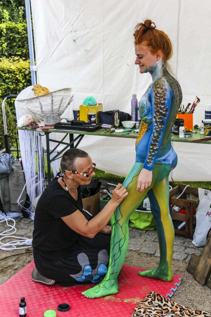 Body Painting Festival