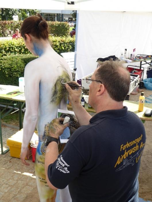 Bodypainting Festival 2018